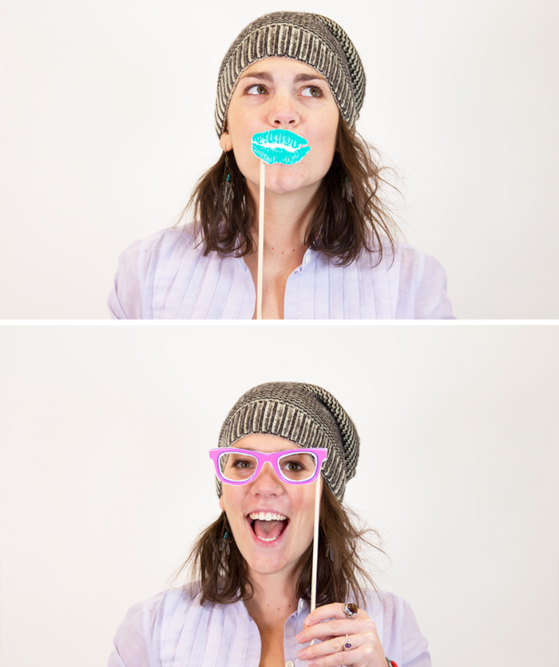 Celebrate Your Big Day With Customizable Photobooth Props!