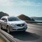 Acura MDX Earns TOP SAFETY PICK+ Rating from IIHS For 4th Year in a Row