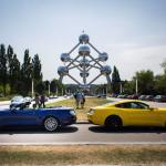 Ford Mustang Runs Wild Across Europe