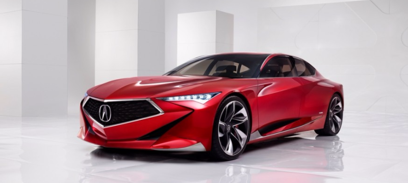 Acura Precision Concept 2016 - Smail Acura Blog