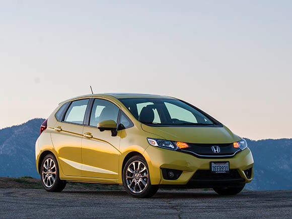 Honda Fit - KBB's 10 Best Back-to-School Cars 2016